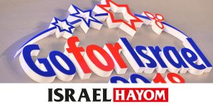 GoforIsrael – Israeli entrepreneurs try to snare investors at China convention – Israel Hayom